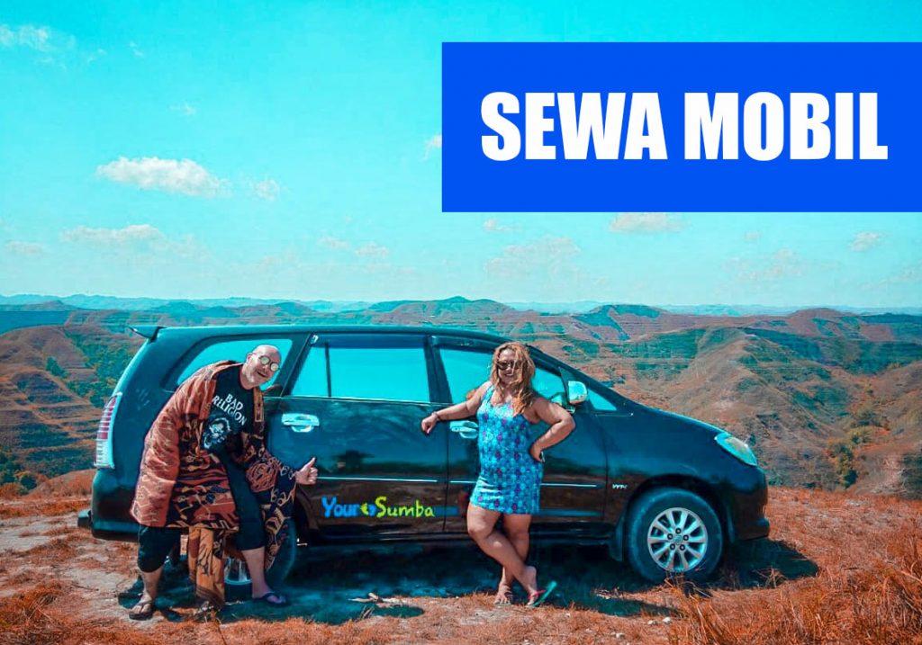 SEWA MOBIL SUMBA